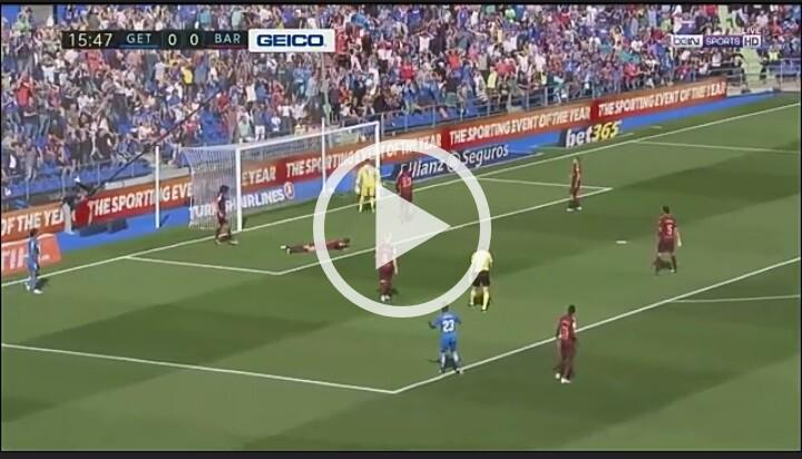 Getafe CF v Barcelona - Zimbio  |Getafe- Barcelona