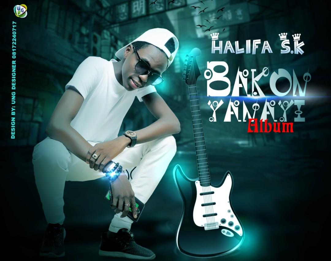 Jingle] Halifa SK -Bakon Yanayi Album Jingle 2018